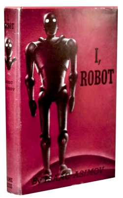 I, Robot, first edition